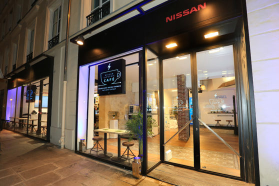 Nissan X Eaton